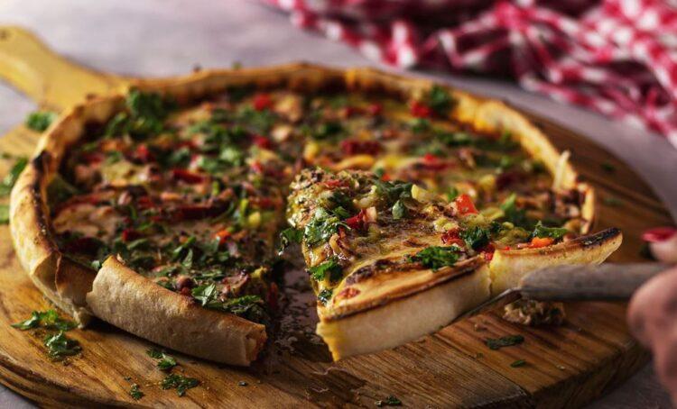 Pizza de polvo? Mais de 50 receitas de polvo para provar na Lourinhã