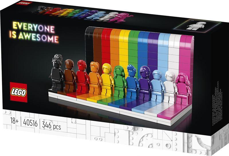 Novo set da LEGO