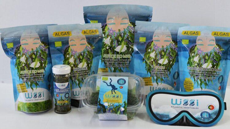 Marca portuguesa lança sortido de algas marinhas