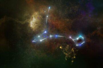 constelação peixes astrologia
