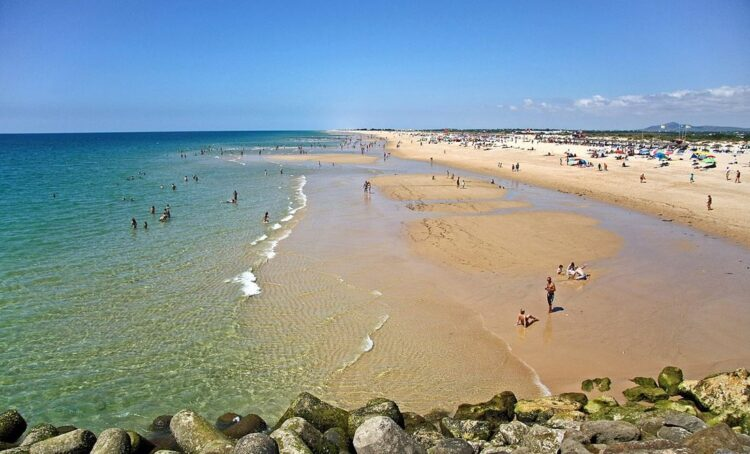 Praia Ilha de Tavira