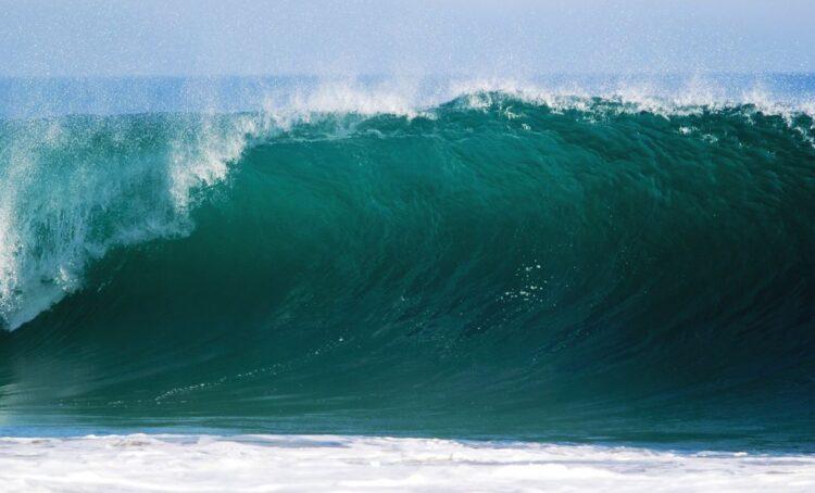 ondas mar surf
