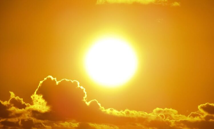 sol tórrido