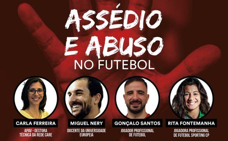 Webinar discute assédio e abuso no futebol