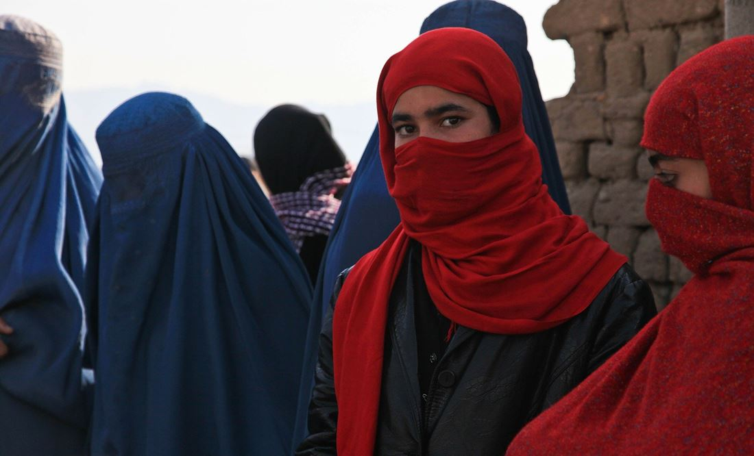 Mulheres no Afeganistão