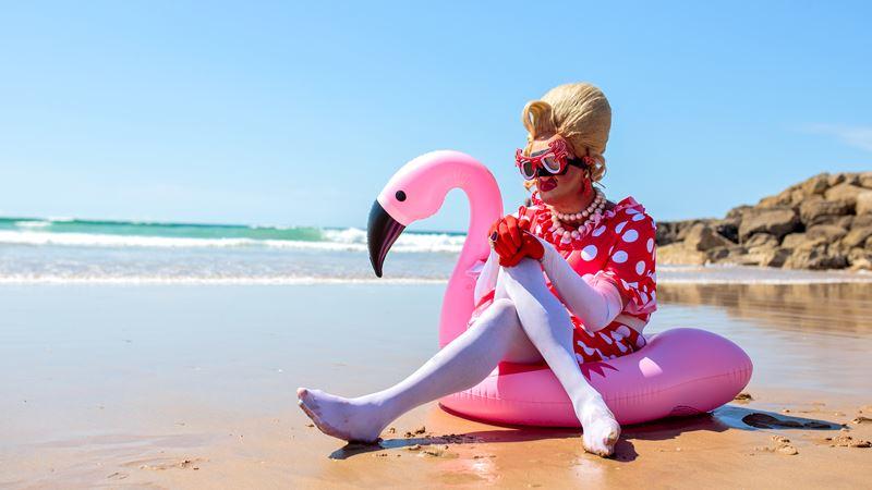 Drag Taste Beach Party