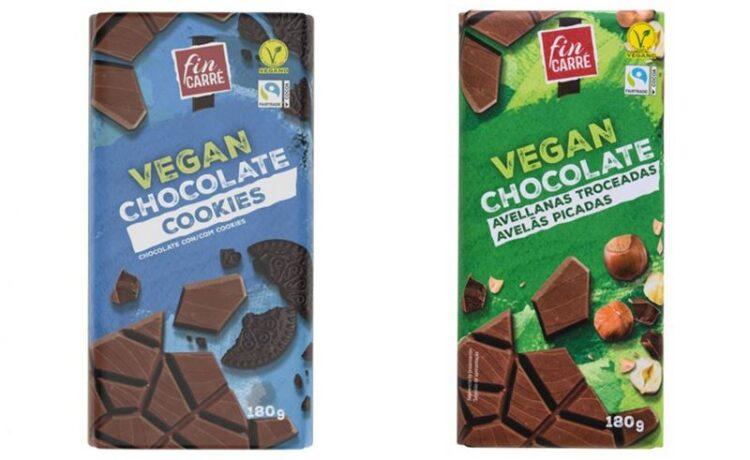 Lidl lança primeiros chocolates certificados vegan
