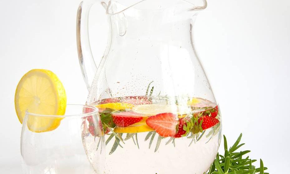 4 - Água detox