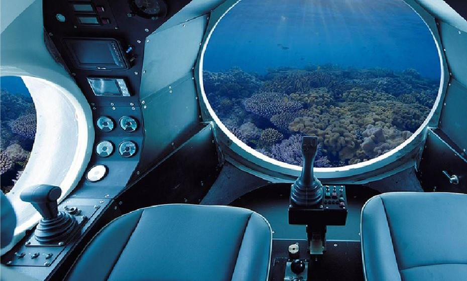 NEYK 9F Luxury Submarine