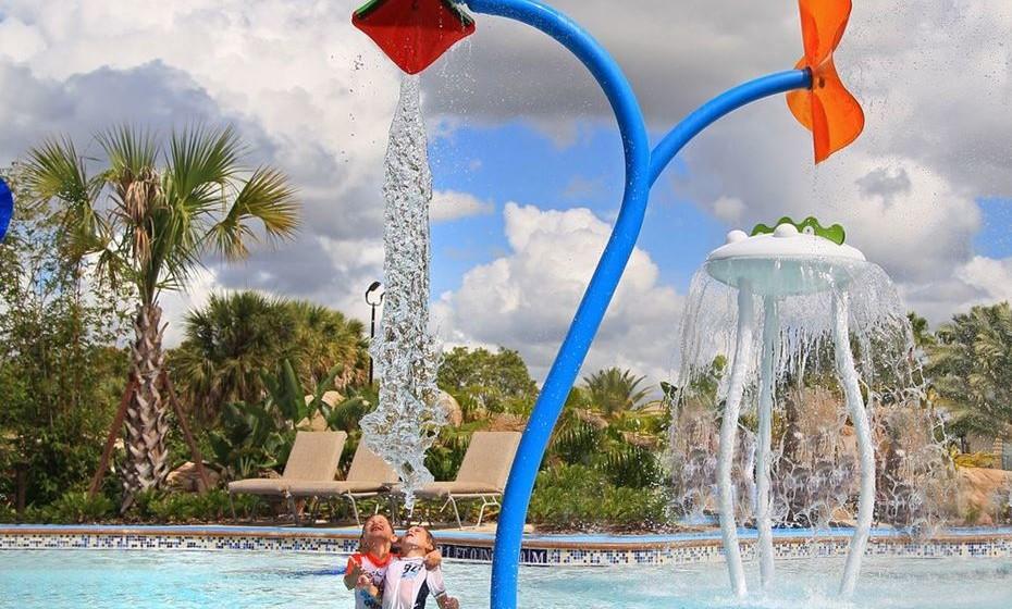 Orlando World Center Marriott, Lake Buena Vista, Orlando, EUA - Um dos melhores resorts da Flórida, o Orlando World Center Marriott é um resort de luxo com opções para todos, incluindo um serviço de transporte diário para o Walt Disney World.