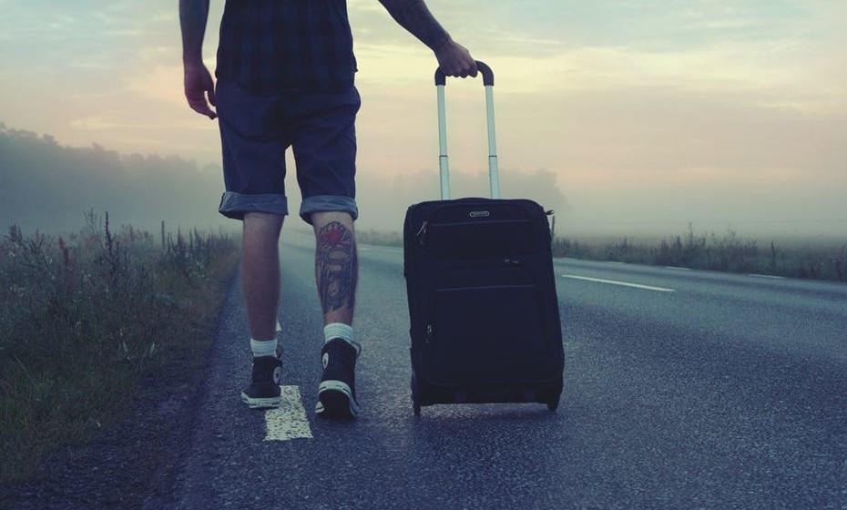 O aventureiro: Todos precisamos de um amigo aventureiro, que corre riscos que nos fazem ser mais corajosos e agitam as nossas vidas. Alguém que nos introduz novas ideias, filosofias e atividades que, de outra forma, não viríamos a conhecer. Um amigo que viaja e nos mostra o mundo pelos seus olhos. Que nos faz desejar conhecer o mundo também.