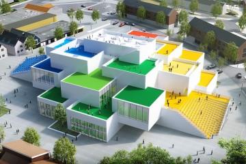 Fotos: LEGO House