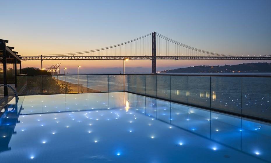 SUD Lisboa Terraza