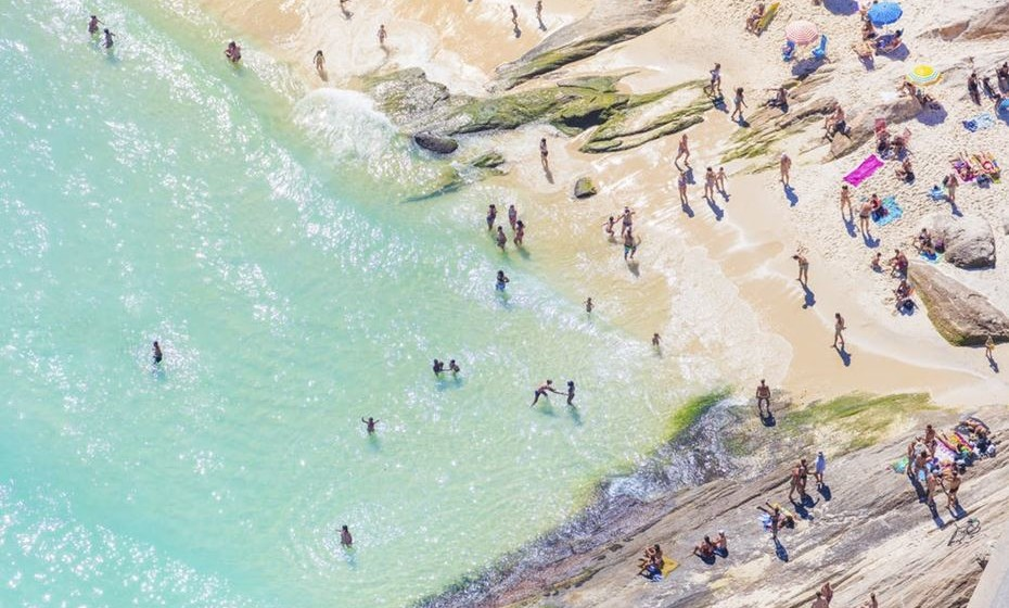 Praia do Arpoador, Brasil
