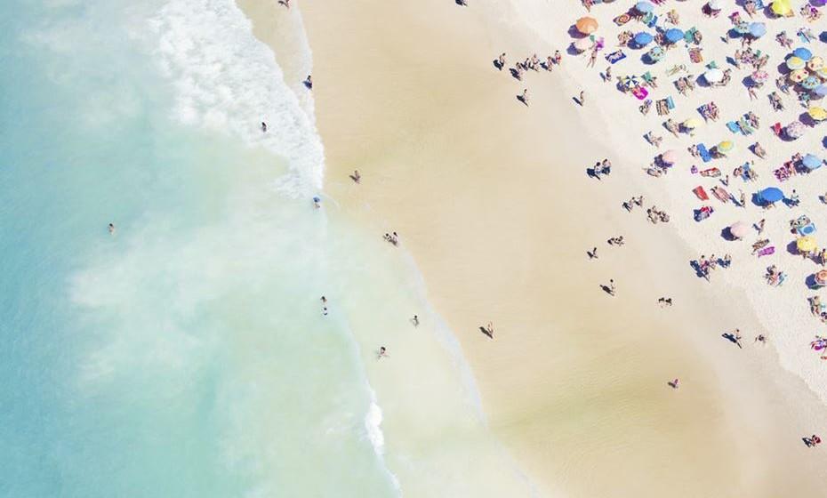 Praia do Leblon, Brasil