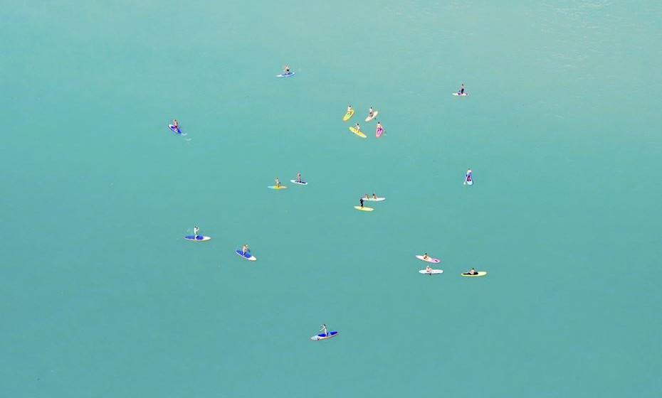 Pranchas de paddle, Brasil