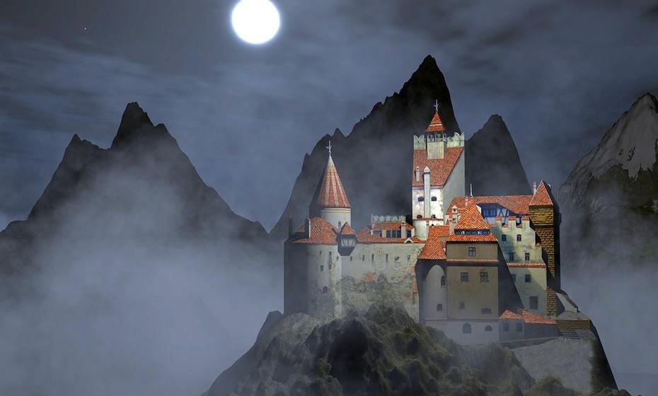 Transilvânia, Roménia: O que é melhor do que céu escuro, tempo cinzento, vento e neve para visitar a terra do Drácula? Guarde uma manhã para visitar o Castelo de Bran, ou Castelo do Drácula, como é mais conhecido. Apanhe o comboio e visite Braşov e Sighişoara, a duas horas de distância, que são duas cidades medievais que merecem um desvio.