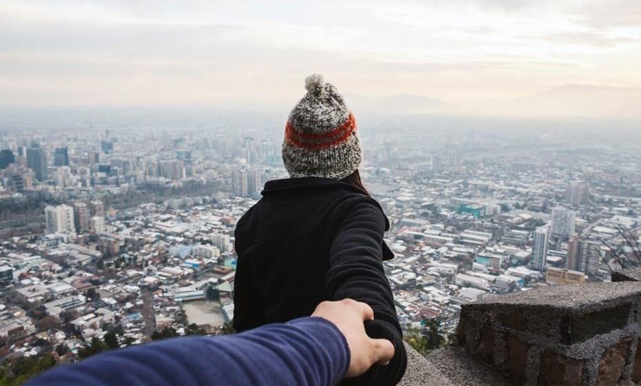 4.Agarra no braço do outro: é aquele que mais se esforça e mais faz pela relação.
