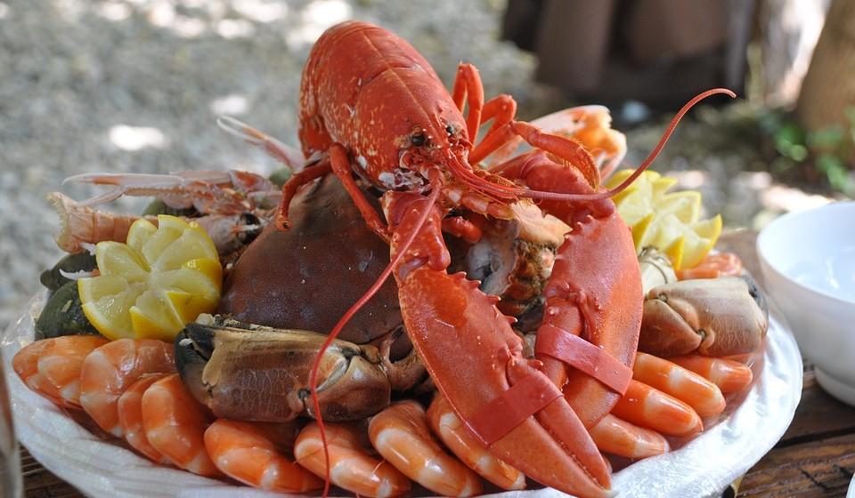 Selénio: castanha do Pará (principal fonte), mariscos, peixes e outros alimentos proveniente do mar.