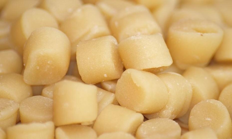 Queijo: de forma limitada. O queijo é seguro para a maioria dos cães comer em pequenas quantidades. Devido ao teor de gordura e lactose do queijo, alguns cães podem ter sintomas digestivos, como dor de estômago e diarreia, depois de comer.