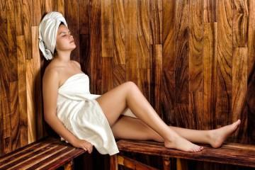 Vejade seguidaalgunsspas de luxo, no Algarve, onde pode fazer sauna e relaxar.
