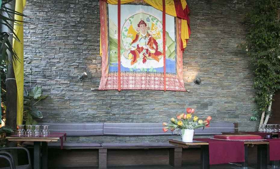 'Os Tibetanos', em Lisboa
