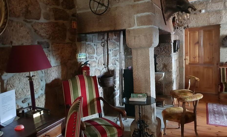 Hotel Rural Quinta da Geia.