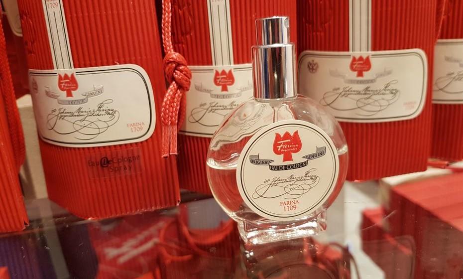 Museu do Perfume – Casa Farina