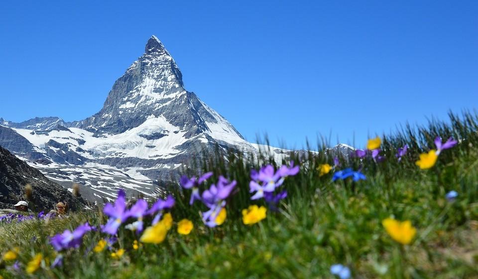 5 - Suíça