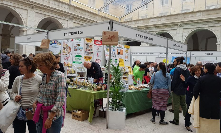 VeggieWorld Portugal, abril 2018.