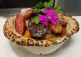 Sopa da Pedra, vencedora como melhor street food de Portugal.