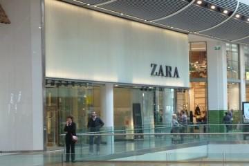 Zara abre loja em Londres com venda automática
