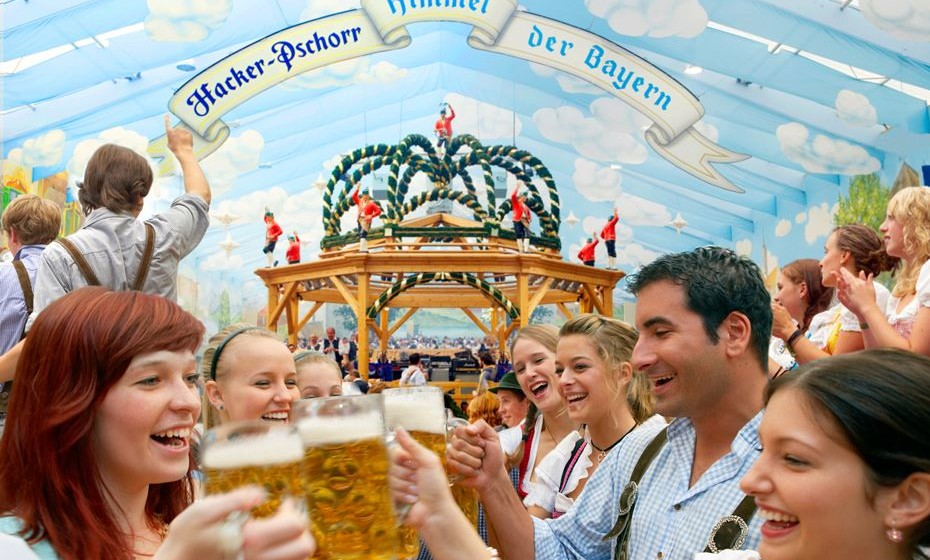 6. Oktoberfest – Munique