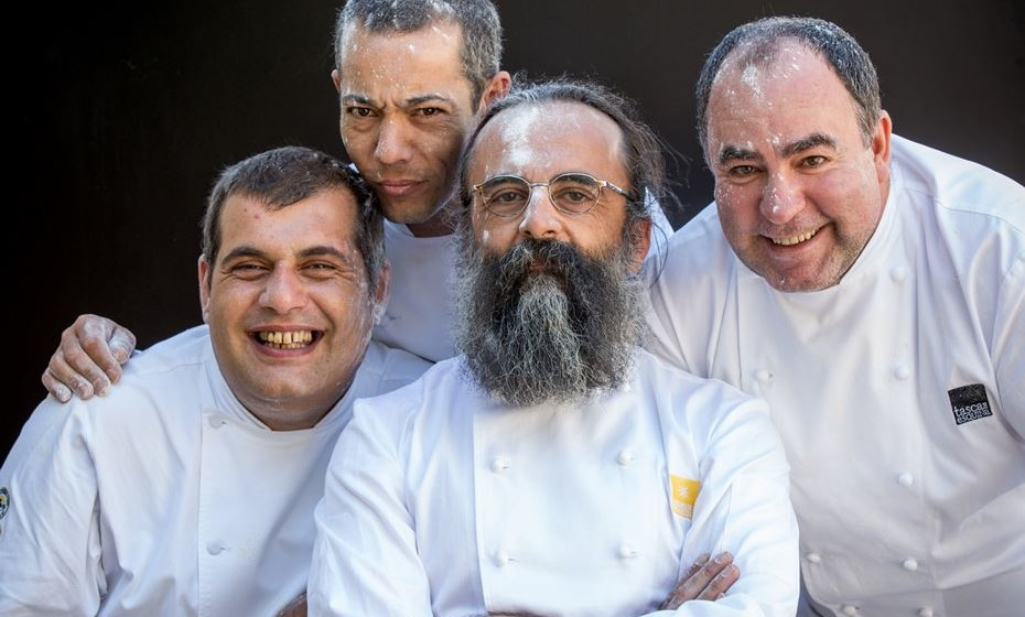 Vitor Sobral, Mário Rolando , Hugo Nascimento, e Luis Espadana - Padaria da Esquina