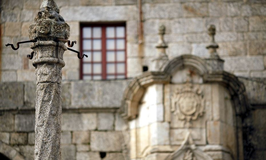 Aldeia histórica de Castelo Novo, concelho do Fundão.