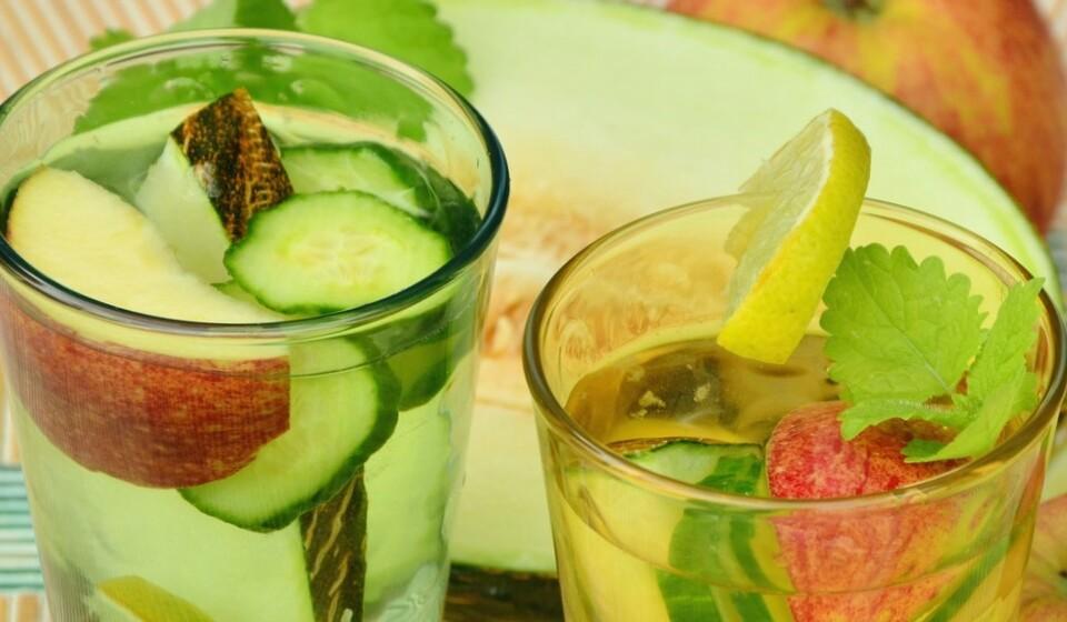 Bebidas feitas a partir de vinagre cidra: Estas bebidas são ácidas e como tal promovem uma perda de peso a partir de uma descida dos níveis de insulina, o melhoramento do metabolismo e a queima de gordura. Um estudo comprova que este tipo de bebidas também ajuda a uma perda de gordura na zona da barriga e do fígado.