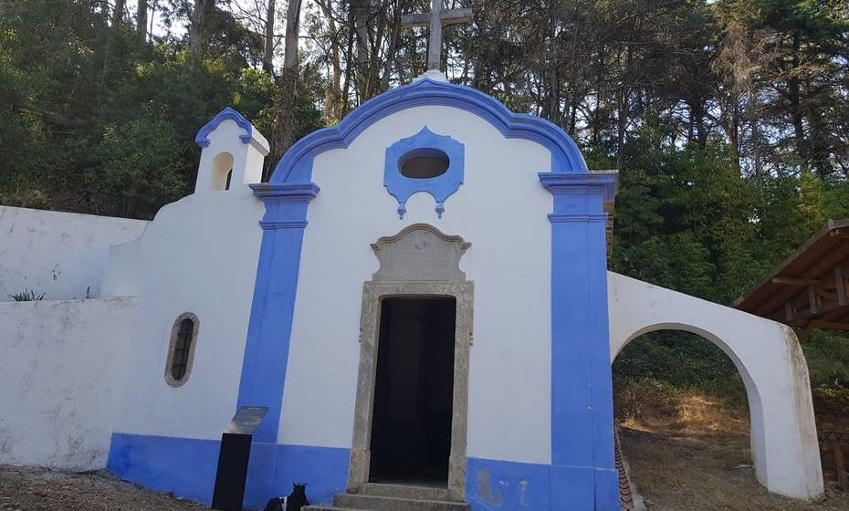 Capela dedicada a Nossa Senhora da Conceição.