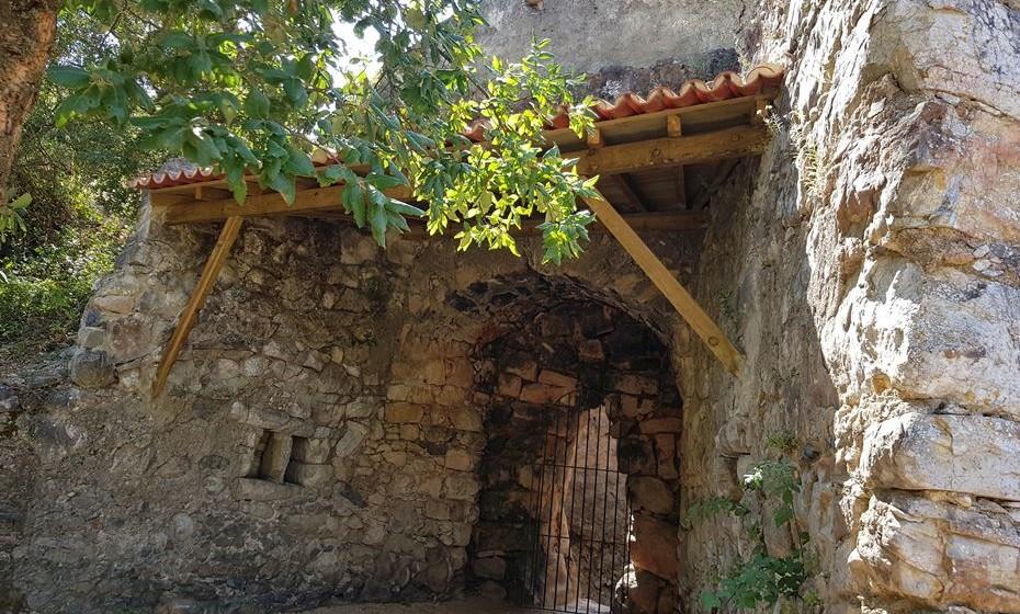 Casa do forno de cal de Porto Covo.