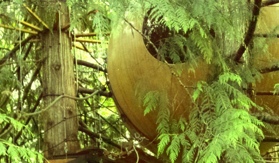 Free Spirit Spheres, Ilha de Vancouver, Canadá
