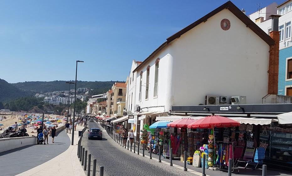 Avenida dos Náufragos