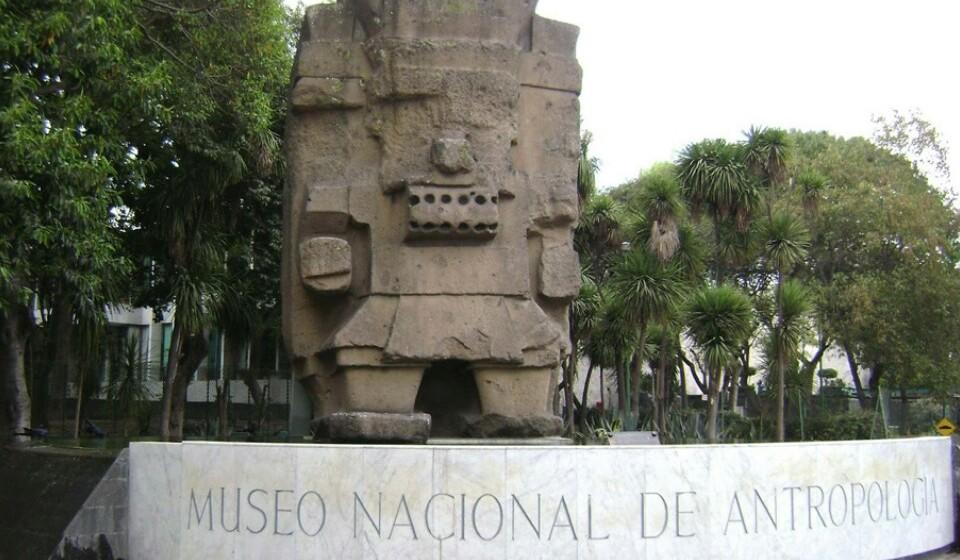 Museu Nacional de Antropologia do México, Cidade do México, México - Este é considerado um dos melhores museus de história natural do mundo e é o grande ex-libris da Cidade do México. As exposições deste museu, que representam cerca de 40.000 mil anos de história, podem ser vistas ao longo de 23 halls. (Foto: TripAdvisor).