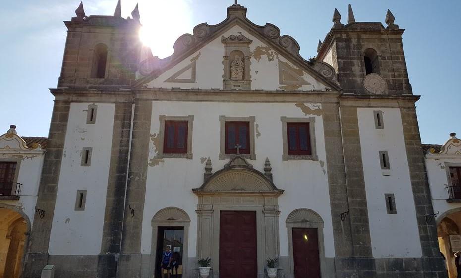 Igreja de Nossa Senhora do Cabo, Cabo Espichel