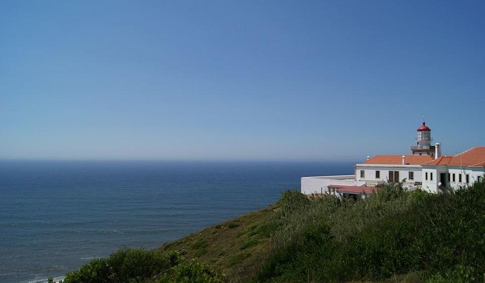 Cabo Mondego, Figueira da Foz. Foto: wikimedia