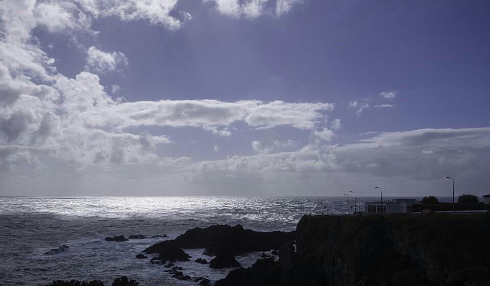 Ponta da Caveira, ilha das Flores, Açores
