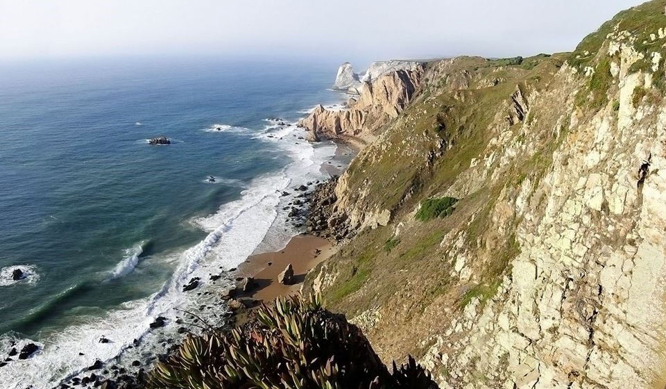 Cabo da Roca, Sintra. Foto: Wikemedia