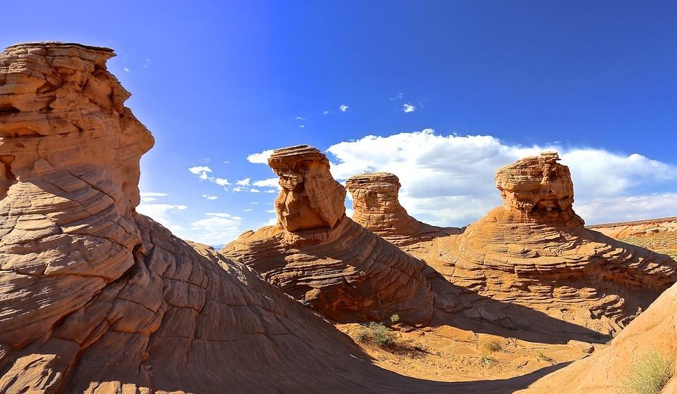 Desfiladeiro do Antílope, Arizona
