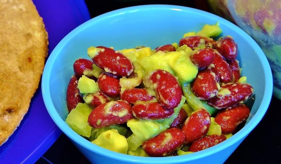 Feijão vermelho - Esta leguminosa está cheia de proteínas vegetais e diferentes nutrientes. No que toca às fibras, esta contém cerca de 11,3%.