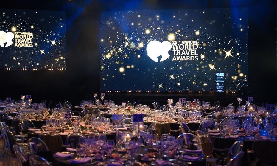 Fotos: World Travel Awards 2018