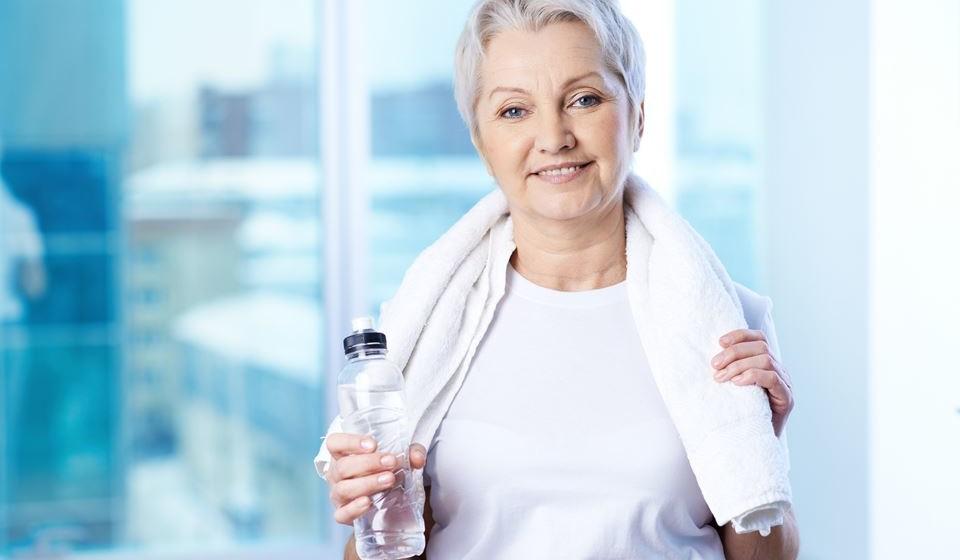 4 - Programas de fitness para seniores.