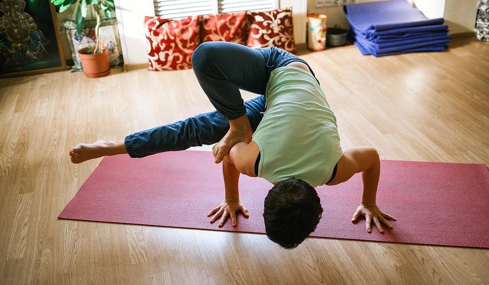 7 - Yoga.